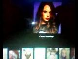 Skype с фанаткой. Саша Спилберг! Групповой звонок!
