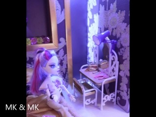 ��������� ����� ������� ��� � ������� _ House for Monster High