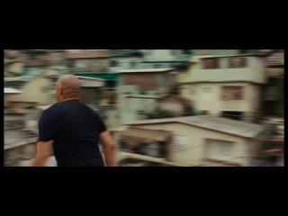 Don Omar featuring Busta Rhymes, Reek da Villian and J-doe - How We Roll (Fast Five Remix) [HDRip]