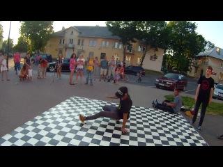 Summer in Kohtla-Jarve! ( Music by. Black Shit prod. )